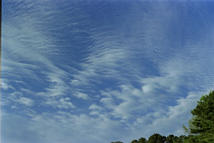 image of cirrus clouds
