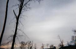 image of altostratus clouds